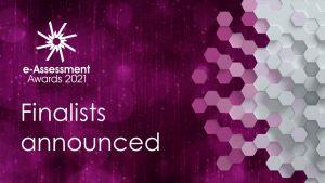 Finalists 2021 e-Assessment Awards